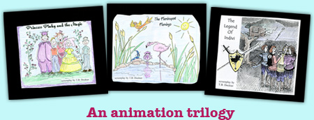 Books - An Animation Trilogy